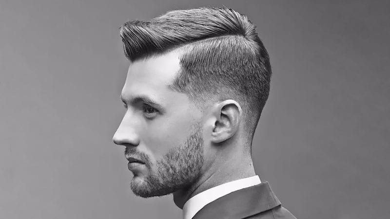 15 Best Low Fade Haircuts For Men – The Trend Spotter For Barely There Mohawk Hairstyles (View 23 of 25)