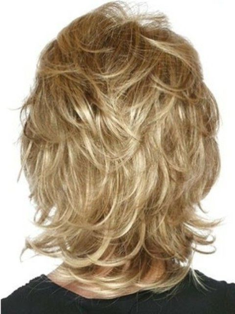 15 Fine Looking Medium Layered Hairstyles – With Pics & Tips | My Intended For Most Current Mid Length Two Tier Haircuts For Thick Hair (View 8 of 25)
