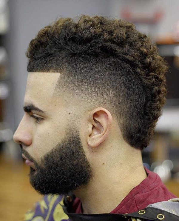 15 Mohawk Hairstyles For Men To Look Suave – Haircuts & Hairstyles 2019 For Voluminous Tapered Hawk Hairstyles (View 15 of 25)