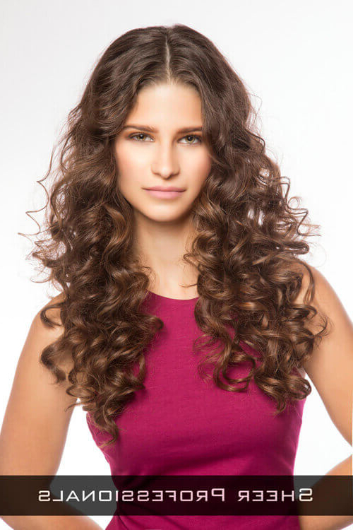 17 Most Flattering Hairstyles For Long Faces In 2019 Inside Most Up To Date Elongated Layered Haircuts For Straight Hair (View 3 of 25)