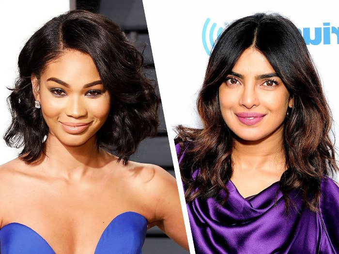 18 Flattering Haircuts For Round Faces | Byrdie With Regard To Current Elongated Layered Haircuts For Straight Hair (View 4 of 25)