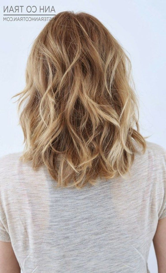 18 Shoulder Length Layered Hairstyles | Hair Cares | Hair Styles Pertaining To Most Up To Date Long Layers Hairstyles For Medium Length Hair (View 17 of 25)