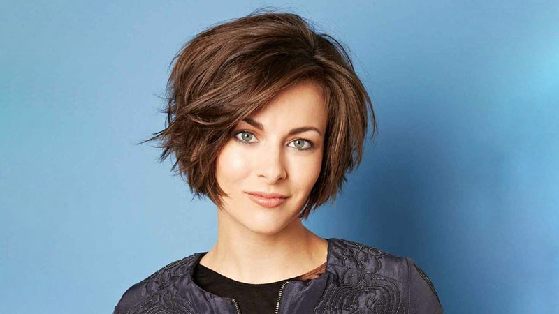 20 Best Inverted Bob Haircuts For Women – The Trend Spotter Throughout 2018 Long Angled Bob Hairstyles With Chopped Layers (View 16 of 25)