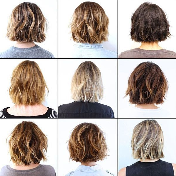 20 Best Short Bob Haircuts For Women – Pretty Designs Within Most Up To Date Layered Wavy Lob Hairstyles (View 13 of 25)