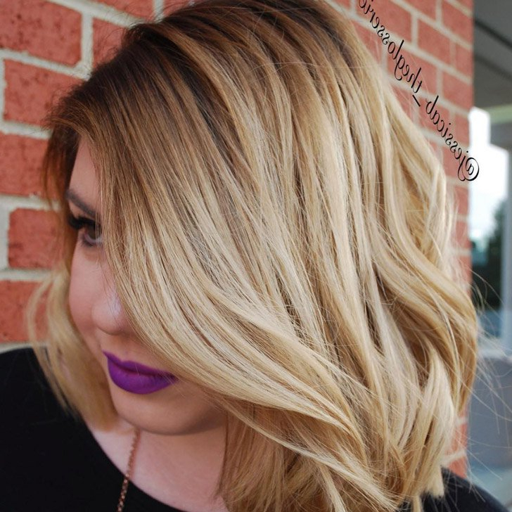 20 Chicest And Best Lob Haircut Ideas Of 2018 Intended For Most Recent Feathered Brunette Lob Haircuts (View 25 of 25)