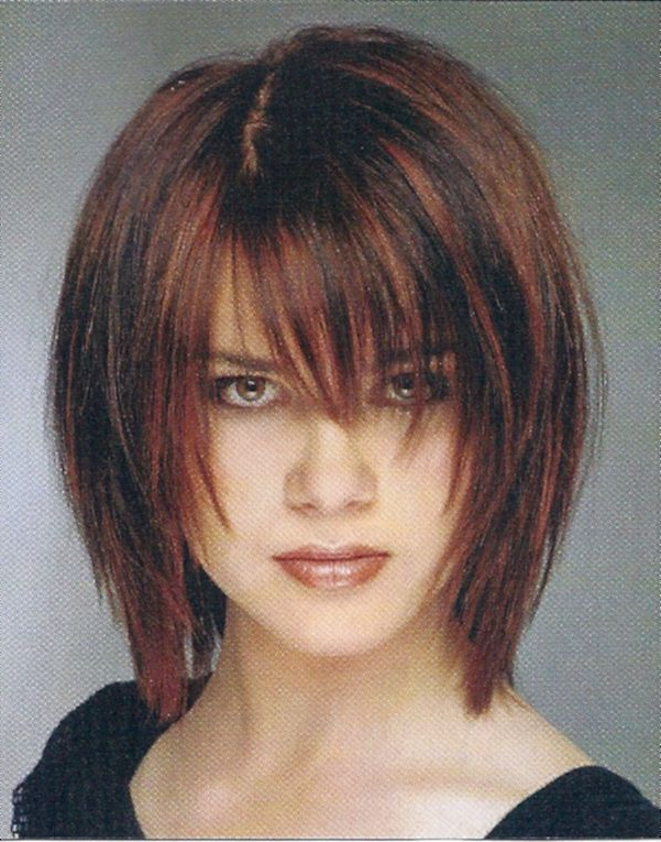 20 Shag Hairstyles For Women – Popular Shaggy Haircuts For 2018 For Newest Brunette Messy Shag Hairstyles (View 1 of 25)
