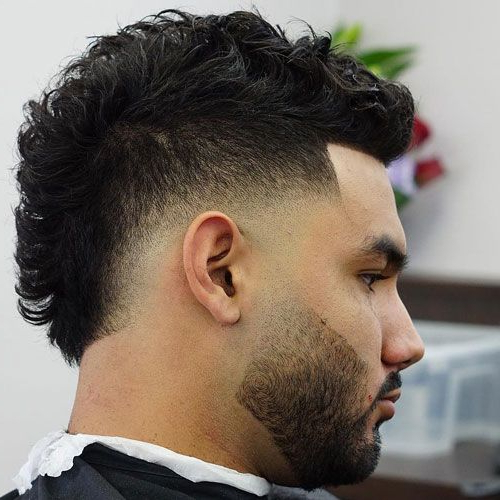 21 Best Low Fade Haircuts For Men (2018 Guide)   Fade Haircuts In Barely There Mohawk Hairstyles (View 16 of 25)