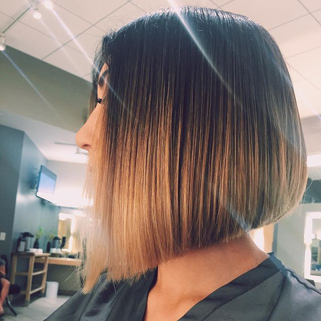 21 Eye Catching A Line Bob Hairstyles | Styles Weekly Inside Most Current Straight Layered Tresses In A Line Hairstyles (View 6 of 25)