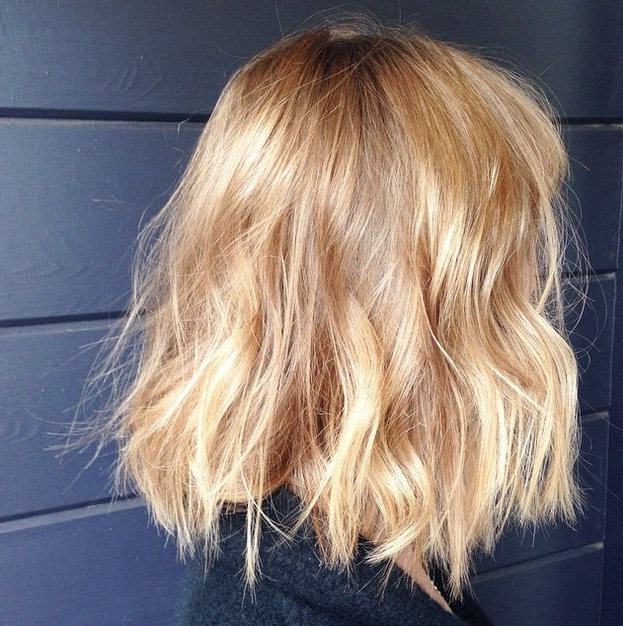 21 Textured Choppy Bob Hairstyles: Short, Shoulder Length Hair Intended For Best And Newest Shoulder Length Haircuts With Jagged Ends (View 16 of 25)
