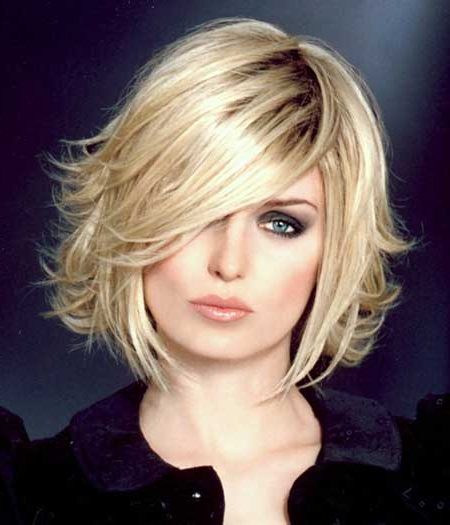 22 Stylish And Perfect Layered Bob Hairstyles For Women – Haircuts With Regard To Most Up To Date Perfect Layered Blonde Bob Hairstyles With Bangs (View 3 of 25)