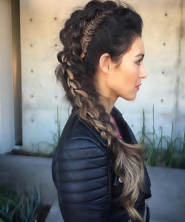 23 Best Dance Images On Pinterest | Faux Hawk Hairstyles In Amber Waves Of Faux Hawk Hairstyles (View 25 of 25)