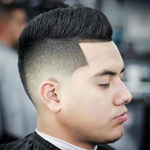 25 Faux Hawk (Fohawk) Haircuts 2018 | Fade Haircuts | Pinterest Within Spartan Warrior Faux Hawk Hairstyles (View 14 of 25)