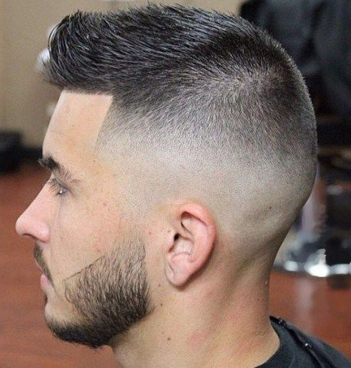 25 Hottest Faux Hawk Hairstyles For Men | Quiff Hairstyles, Faux Regarding Thrilling Fauxhawk Hairstyles (View 15 of 25)
