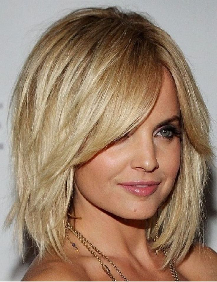 25 Most Superlative Medium Length Layered Hairstyles – Haircuts With Most Current Shoulder Length Layered Hairstyles (View 13 of 25)