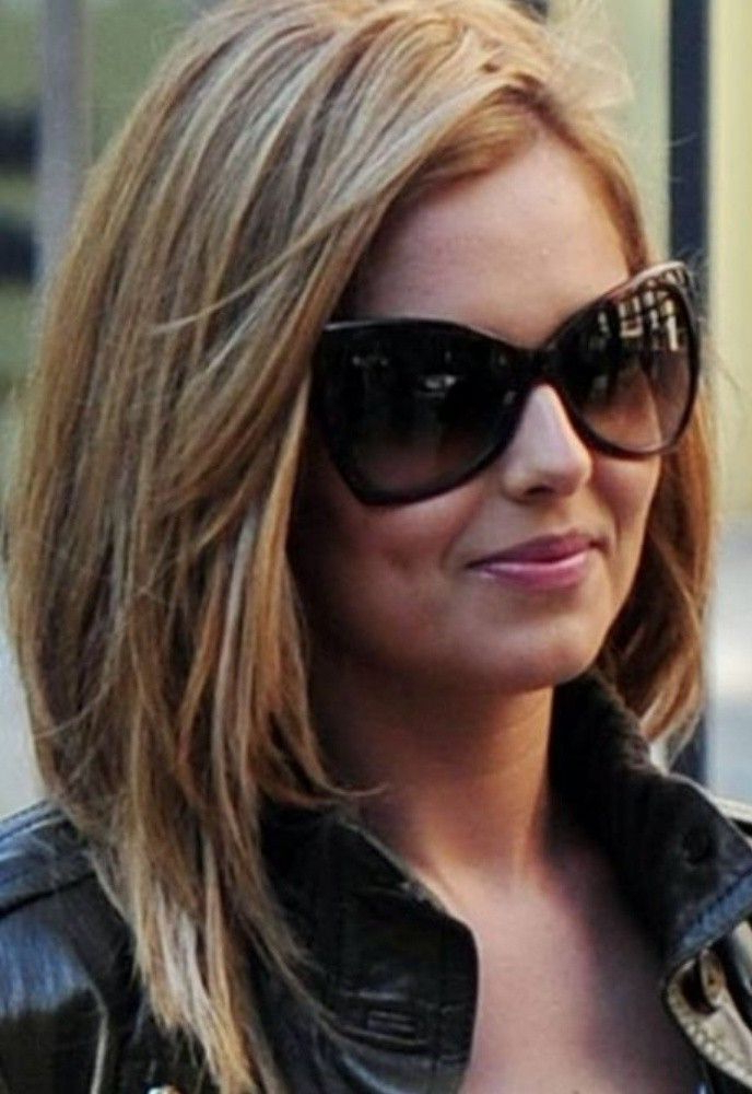 25 Perfect Examples Of Hairstyles For Thick Hair – Haircuts Inside Most Popular Layered Haircuts For Thick Wavy Hair (View 20 of 25)