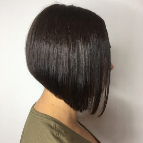 26 Angled Bob Hairstyles Trending Right Right Now For 2019 For Current Medium Angled Purple Bob Hairstyles (View 19 of 25)