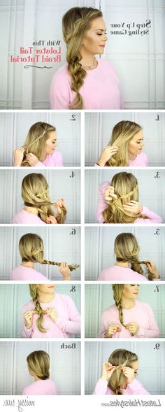 29 Best Hairstyles Images On Pinterest | Hairdos, Hairstyle Throughout Lobster Tail Faux Hawk Hairstyles (View 23 of 25)