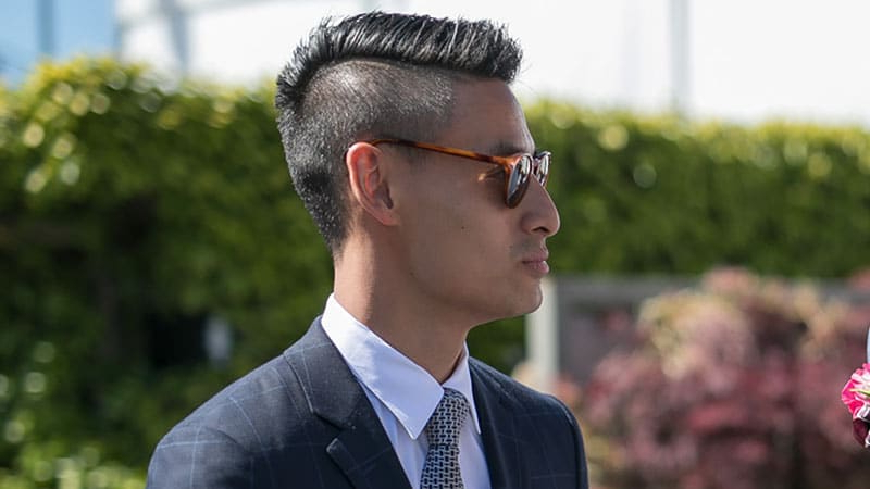 30 Awesome Mohawk Hairstyles For Men – The Trend Spotter Intended For Side Mohawk Hairstyles (View 24 of 25)