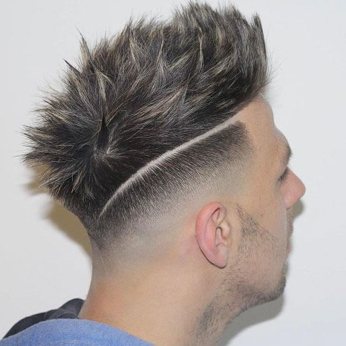 30 Best Faux Hawk (Fohawk) Haircuts For Men [2019 Guide] With Designed Mohawk Hairstyles (View 17 of 25)