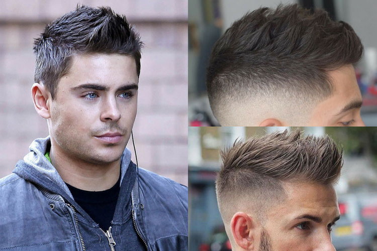 30 Best Faux Hawk (Fohawk) Haircuts For Men [2019 Guide] With Messy Braided Faux Hawk Hairstyles (View 21 of 25)
