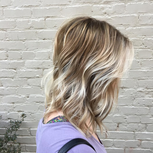 30 Cutest Long Bob Haircuts & Lob Styles Of 2019 Regarding Current Long Layers For Messy Lob Hairstyles (View 9 of 25)
