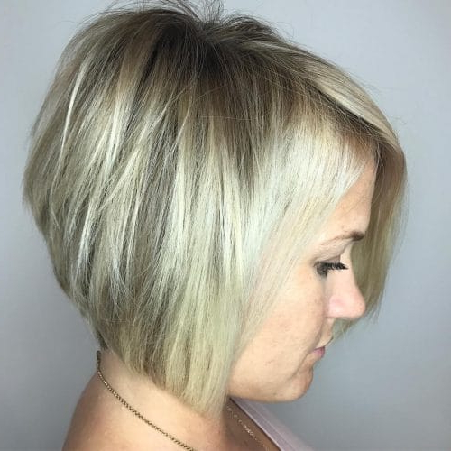 30 Hottest Short Layered Haircuts Right Now (Trending For 2019) In Best And Newest Heat Free Layered Hairstyles (View 4 of 25)