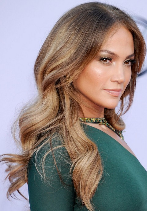 30 Jennifer Lopez Hairstyles – Pretty Designs With Regard To Latest Loose And Layered Hairstyles (View 3 of 25)