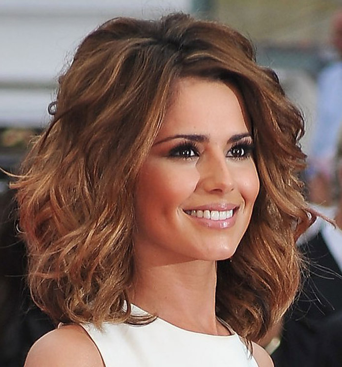 30 Medium Hairstyles For Thick Hair To Complement Your Look With Most Recent Medium Messy Curly Haircuts (View 18 of 25)
