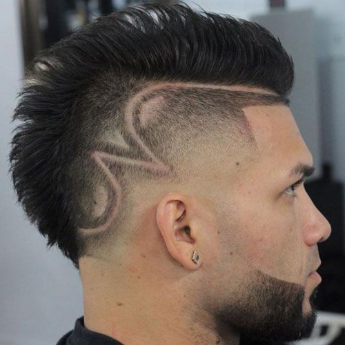 30 Mohawk Hairstyles For Men | Cool Hairstyles For Men | Pinterest Inside Whipped Cream Mohawk Hairstyles (View 8 of 25)