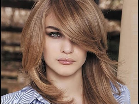 30 Shoulder Length Layered Hairstyles With Bangs   Shoulder Length Throughout Newest Mid Length Haircuts With Side Layers (View 12 of 25)