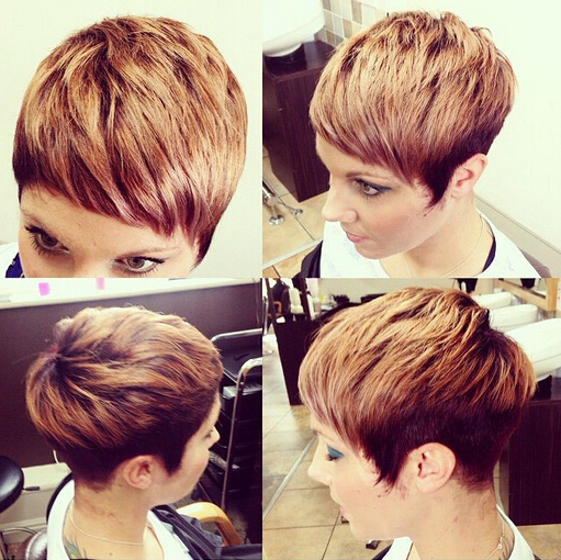 31 Superb Short Hairstyles For Women – Popular Haircuts Throughout Best And Newest Bob Haircuts With Symmetrical Swoopy Layers (View 18 of 25)