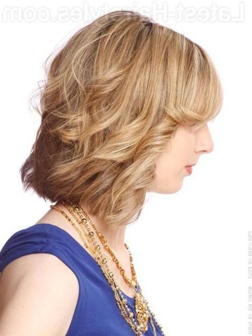 34 Perfect Short Haircuts And Hairstyles For Thin Hair (2019) Pertaining To Current Medium Messy Feathered Haircuts (View 14 of 25)