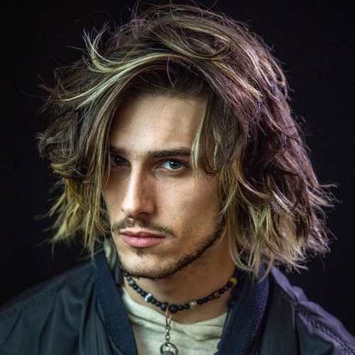 35 Best Hairstyles For Men With Thick Hair 2019 | Men's Haircuts + In Latest Medium Feathered Haircuts For Thick Hair (View 15 of 25)