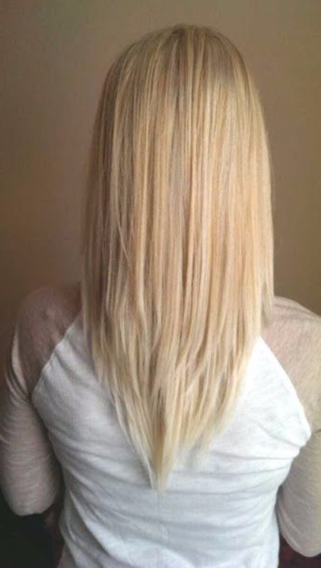 37 Haircuts For Medium Length Hair – Hairstyles & Haircuts For Men Inside Most Recent Shoulder Length Haircuts With Long V Layers (View 3 of 25)