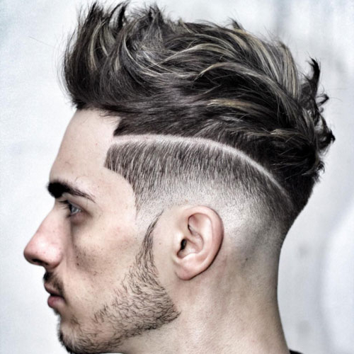 40 Best Blonde Hairstyles For Men 2019 With Mohawk Haircuts With Blonde Highlights (View 25 of 25)