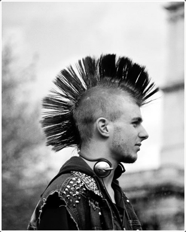 40 Top Class Mohawk Hairstyles For Men Intended For Gelled Mohawk Hairstyles (View 21 of 25)