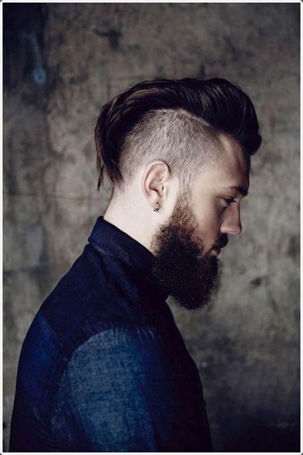 40 Top Class Mohawk Hairstyles For Men | Locks | Pinterest | Hair Regarding Long Lock Mohawk Hairstyles (View 14 of 25)