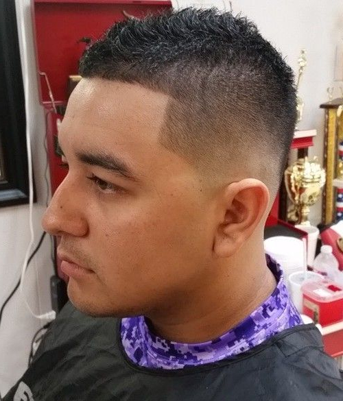 40 Upscale Mohawk Hairstyles For Men In 2018 | Hair Styles Pertaining To Short Mohawk Hairstyles (View 25 of 25)