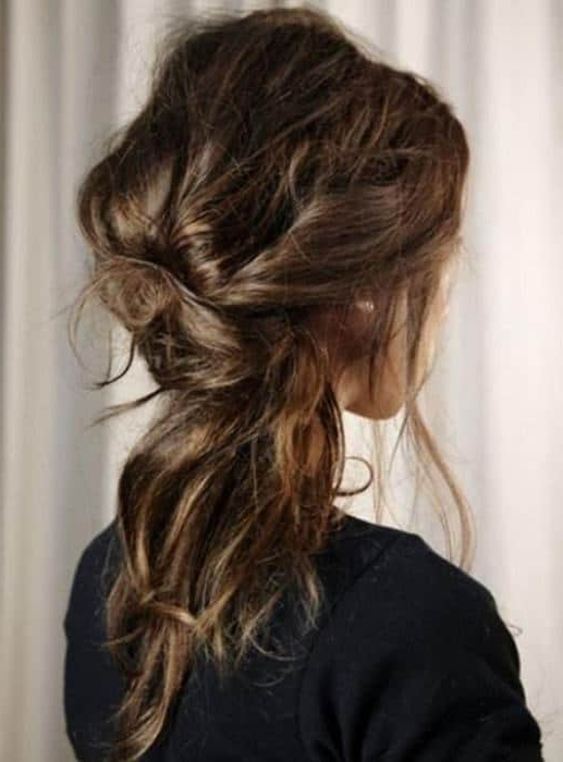 45 Flawless Medium Hairstyles For Women With Thin Hair [2019] Throughout Most Current Swoopy Layers Hairstyles For Voluminous And Dynamic Hair (View 24 of 25)
