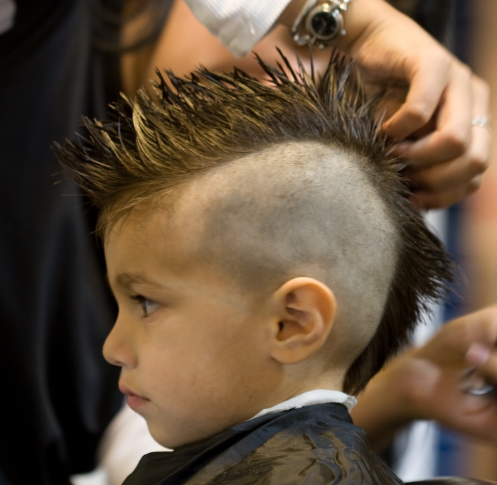 45 Marvelous Ways To Wear Mohawk Haircut – Find Yours For Spikey Mohawk Hairstyles (View 15 of 25)