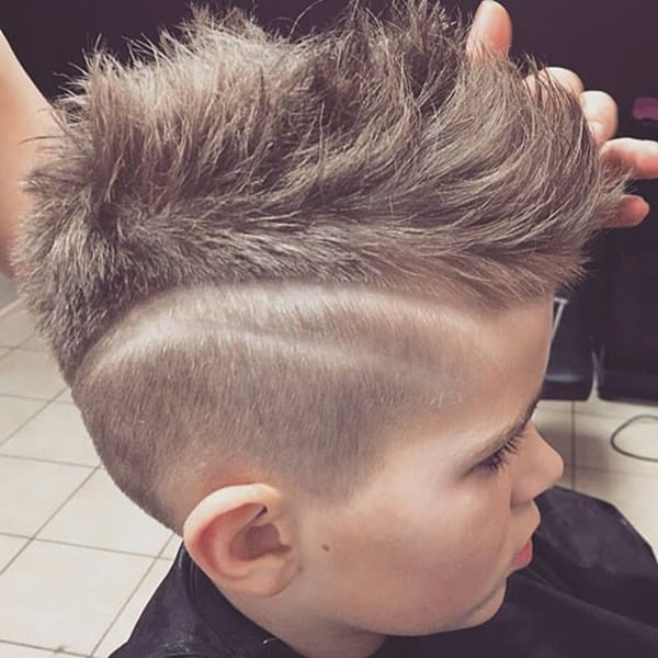46 Edgy Kids Mohawk Ideas That They Will Love Within Unique Color Mohawk Hairstyles (View 7 of 25)