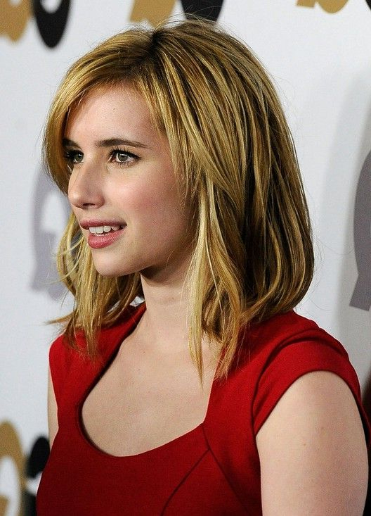 50 Best Hairstyles For Thin Hair | Herinterest/ With Regard To Most Recent Elongated Layered Haircuts For Straight Hair (View 13 of 25)