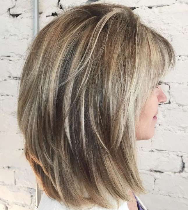 50 Best Variations Of A Medium Shag Haircut For Your Distinctive With Regard To Best And Newest Medium Golden Bronde Shag Hairstyles (View 4 of 25)