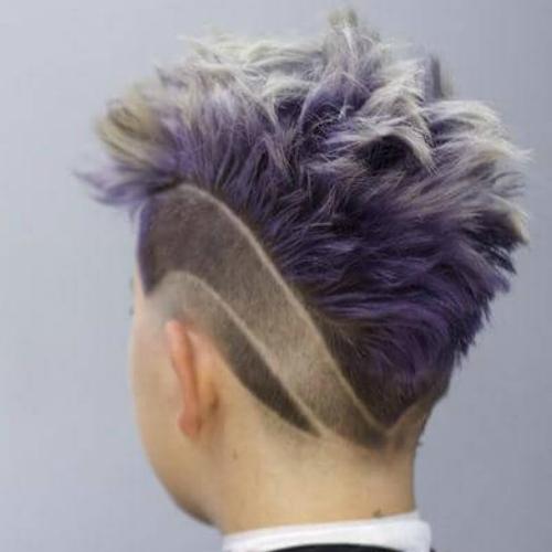50 Eccentric Mohawk Haircut Ideas   Menhairstylist Men Hairstylist Inside Unique Color Mohawk Hairstyles (View 11 of 25)