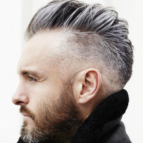 50 Eccentric Mohawk Haircut Ideas | Menhairstylist Men Hairstylist With Voluminous Tapered Hawk Hairstyles (View 18 of 25)