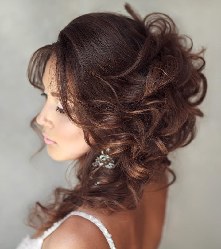 50 Hairstyles For Frizzy Wavy Hair Regarding Current Swoopy Layers Hairstyles For Voluminous And Dynamic Hair (View 11 of 25)
