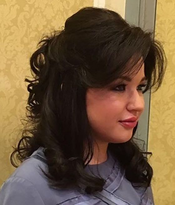 50 Layered Hairstyles With Bangs   Hairstyles   Pinterest   Hair Intended For Best And Newest Voluminous Wavy Layered Hairstyles With Bangs (View 12 of 25)