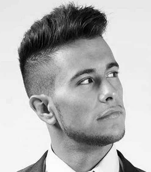 50 Mohawk Hairstyles For Men – Manly Short To Long Ideas Intended For Designed Mohawk Hairstyles (View 19 of 25)