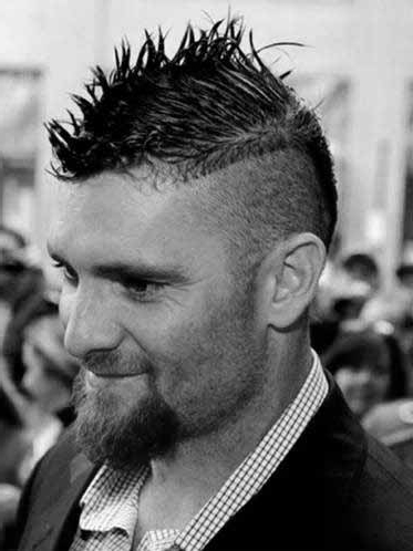 50 Mohawk Hairstyles For Men – Manly Short To Long Ideas Pertaining To Short Mohawk Hairstyles (View 12 of 25)