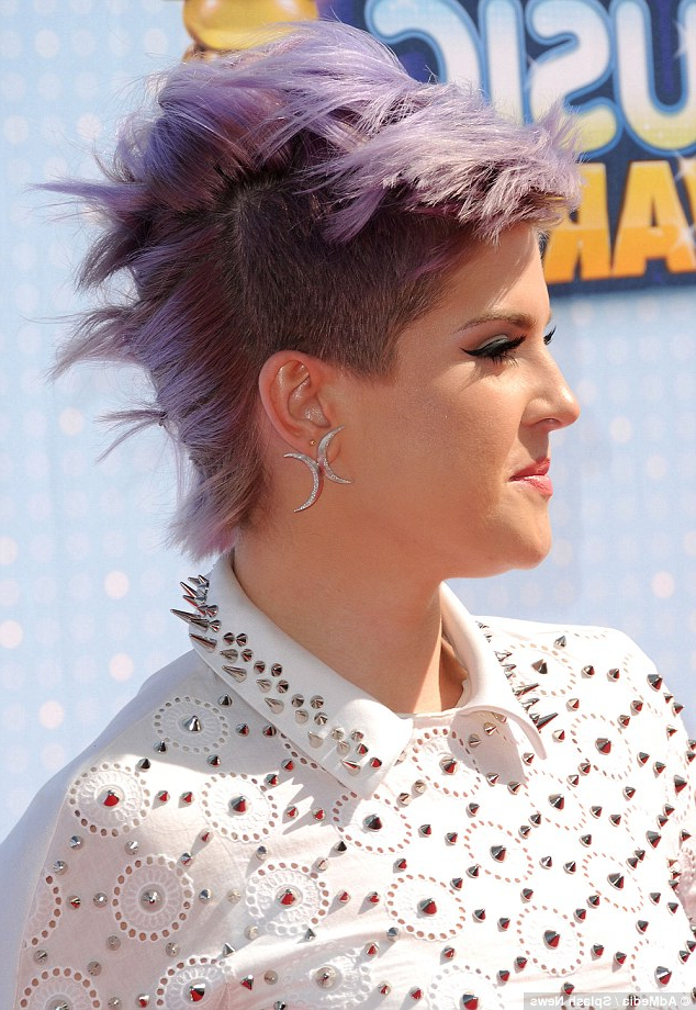 50 Most Gorgeous Mohawk Hairstyles – Hairstyle Insider With Extravagant Purple Mohawk Hairstyles (View 8 of 25)